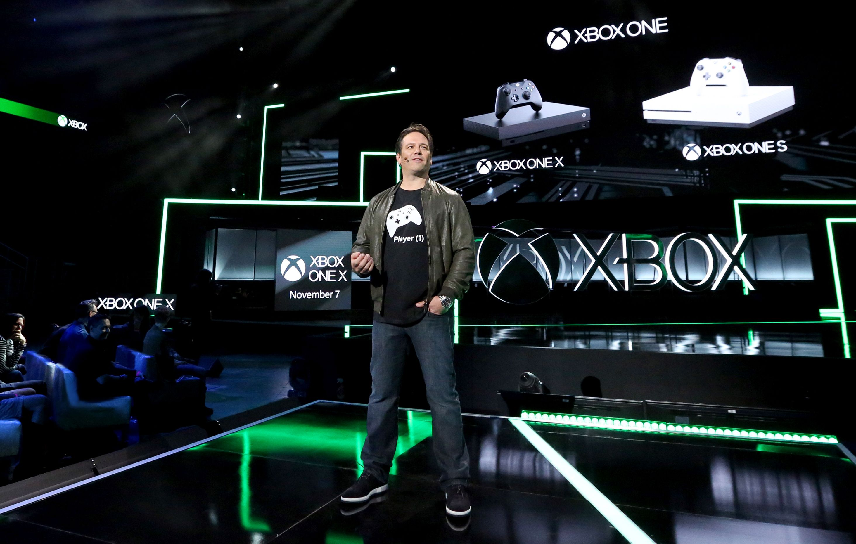 Phil Spencer Xbox One X interview – 'Most people just want to go play games'