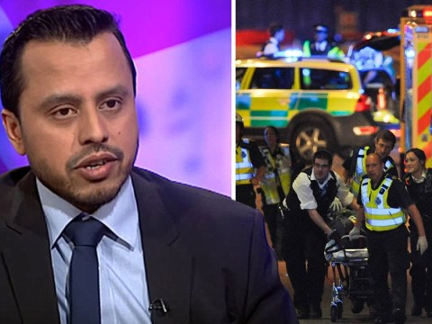 Muslims 'appalled, angered and disgusted' by the London Bridge terror attacks