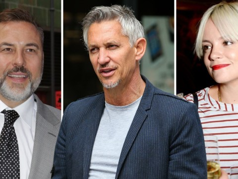 'Oh Theresa, what have you done?': David Walliams, Gary Lineker, Lily Allen and more react to hung parliament election results