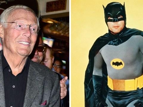 Actor Adam West – aka TV's Batman – has died aged 88