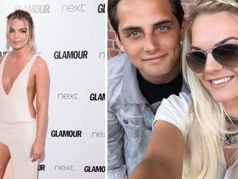 Louisa Johnson splits from ex-Daniel Elliott just months after calling him 'the one'