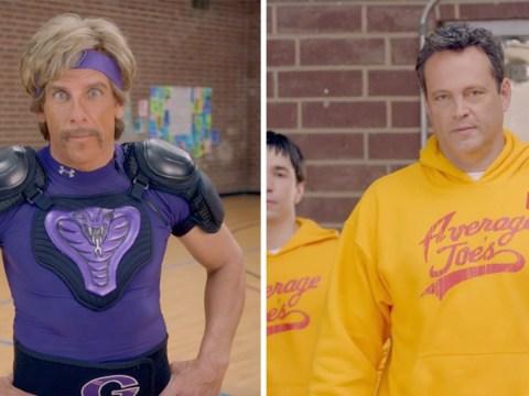 Watch Ben Stiller and Vince Vaughn star in long-awaited Dodgeball reunion