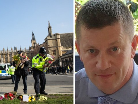 Hero PC Keith Palmer posthumously awarded George Medal for confronting Westminster terrorist