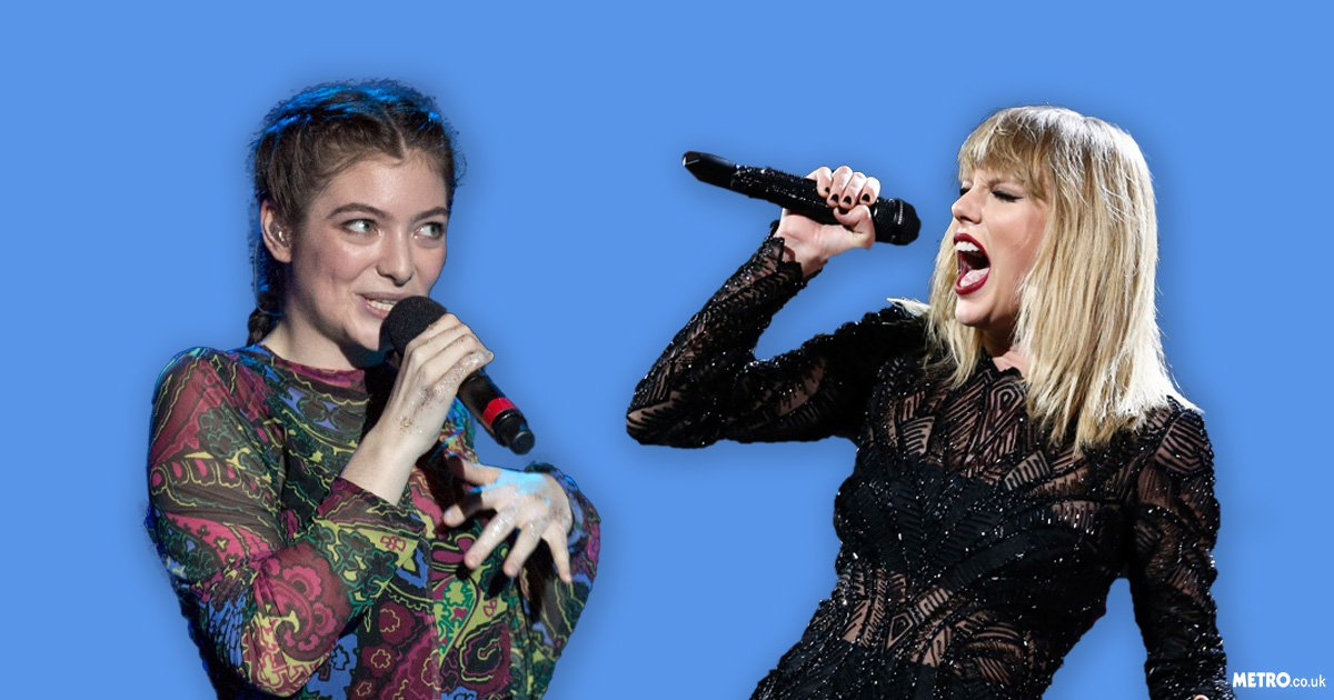 Lorde says sorry for comparing Taylor Swift friendship to an autoimmune disease