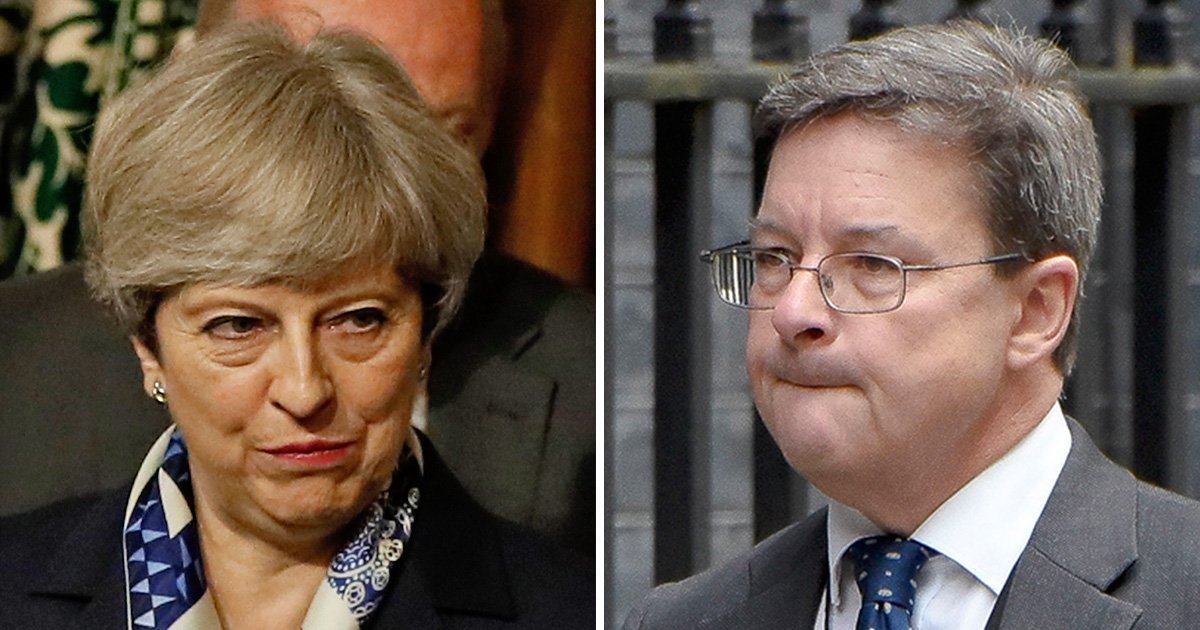 Another of Theresa May's advisers has quit after election failure