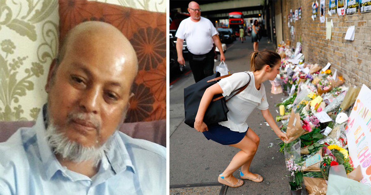 Family of Finsbury Park attack victim say he lived life 'without enemies'