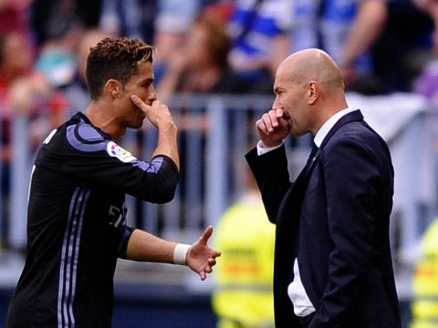Cristiano Ronaldo tells Zinedine Zidane he wants transfer amid links to Manchester United and Chelsea