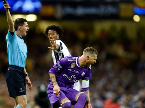 Rio Ferdinand slams Real Madrid Sergio Ramos for duping officials into sending off Juan Cuadrado