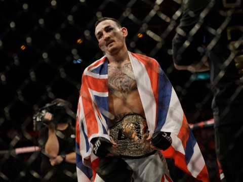 UFC champion Max Holloway insists Conor McGregor should be chasing him for fight