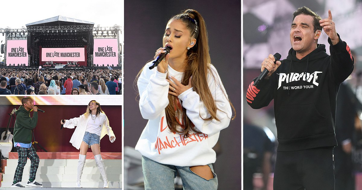 Ariana Grande's One Love Manchester is a triumphant 'up yours' to terrorism