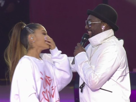 Will.i.am has hit back after being slated for his London shout out during One Love Manchester concert