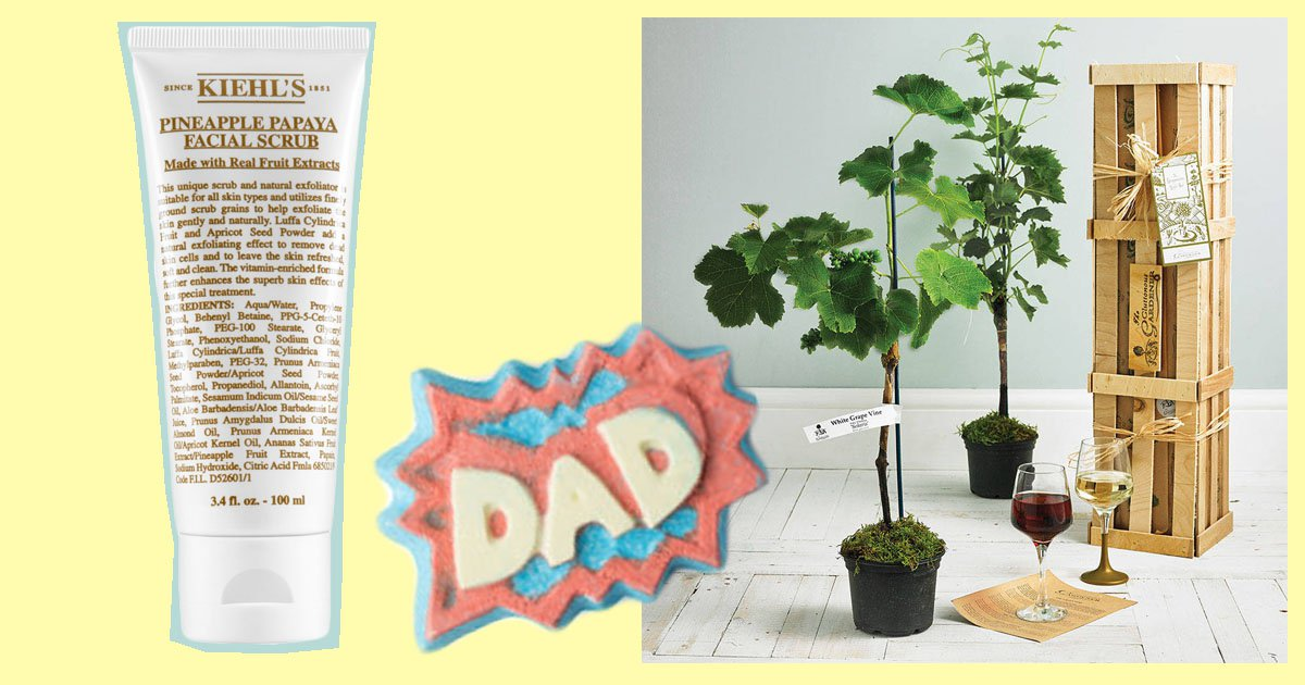 Father's Day gifts that don't scream 'fragile masculinity'