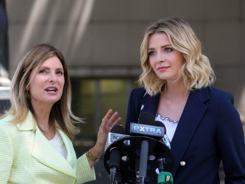 The OC actress Mischa Barton wins legal battle to block 'revenge porn' videos