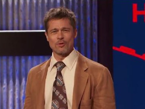 Brad Pitt reportedly uses his real name when trying to pick up the ladies