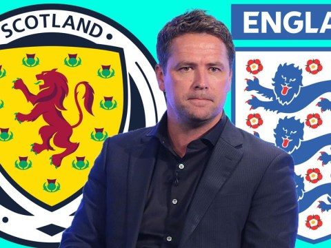 Michael Owen's Scotland v England World Cup qualifier prediction