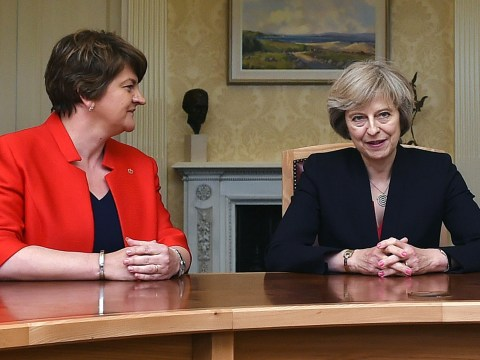 Tories to form government with DUP – which has links to creationism