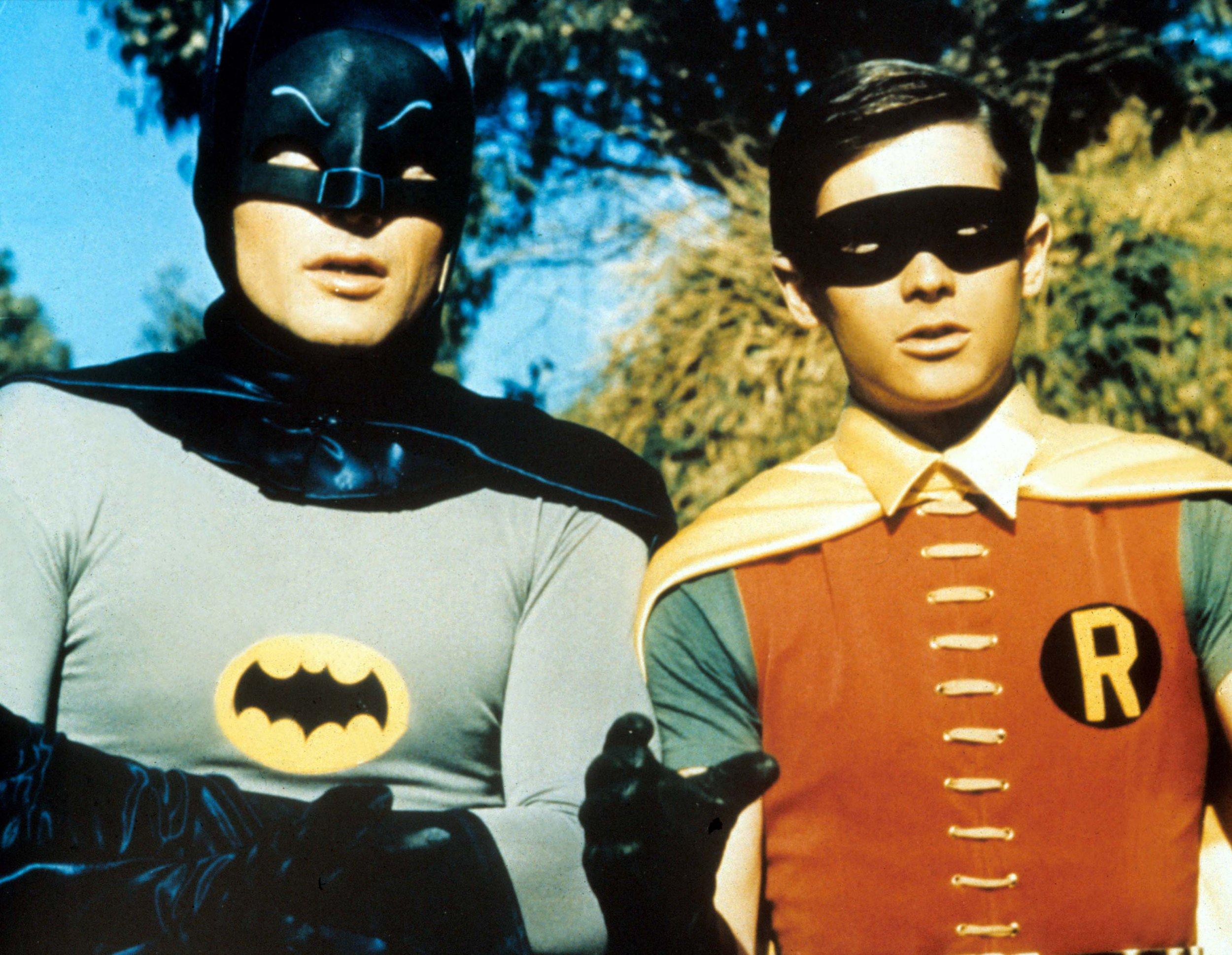 DC Comics post touching tribute to original Batman Adam West