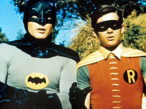 DC Comics post touching tribute to original Batman Adam West