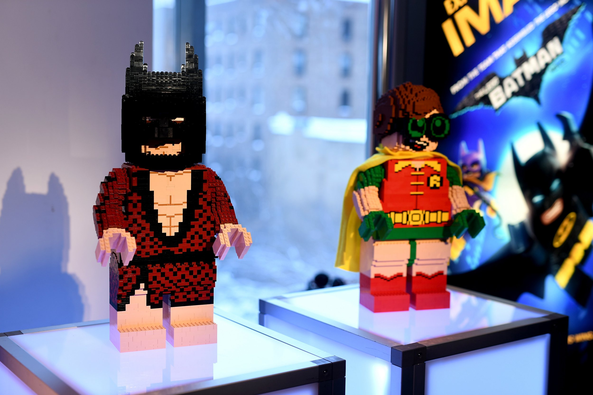Brisbane Airport is hiring a skilled 'artist in residence' to just play with Lego all day