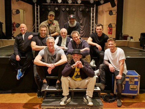 The Real Full Monty sees celebs get naked for cancer awareness – when and where to watch it