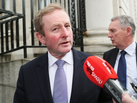 Enda Kenny resigns as prime minister of Ireland