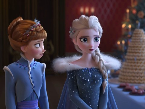 Here's the first look at the Frozen musical that'll warm your hearts