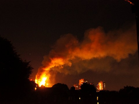 Man who ran into burning tower to save victims watched Grenfell residents die 'family by family'