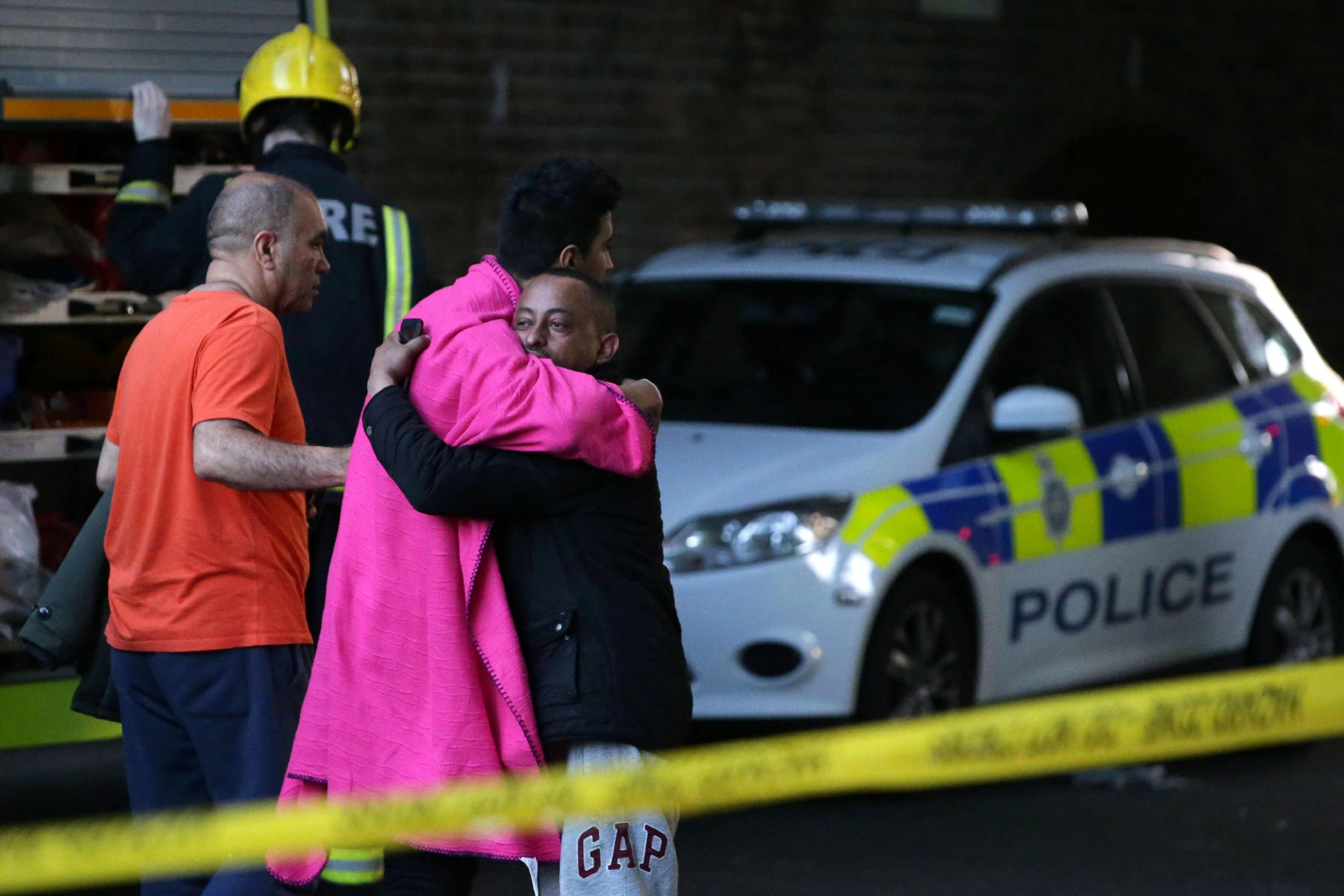 How to help those affected by the Grenfell Tower fire in London