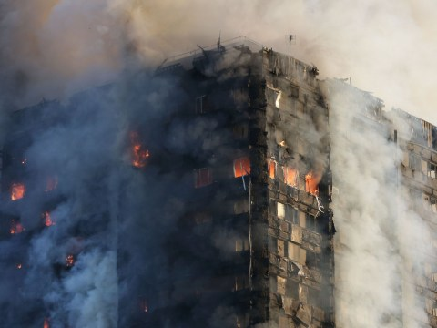 Resident describes seeing 'small' kitchen fire that started Grenfell Tower blaze