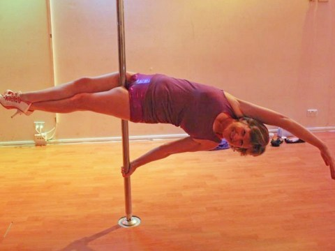 63-year-old grandma says pole dancing has helped improve her body confidence
