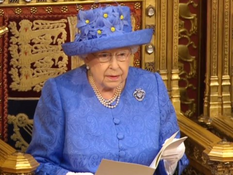 Queen's Speech scraps manifesto pledges as Theresa May sets out Brexit plan