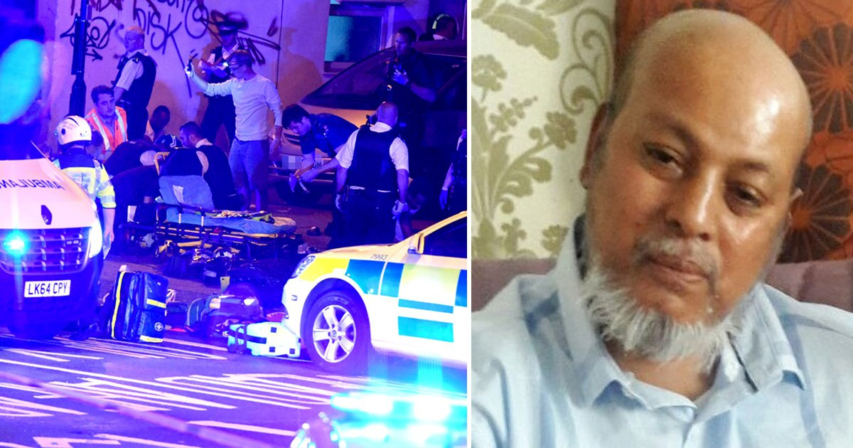 Pictured: Finsbury Park attack victim who died of multiple injuries