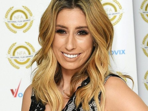 Loose Women's Stacey Solomon opens up about 'horrific' 72-hour labour: 'I lay there sweaty and covered in sick'