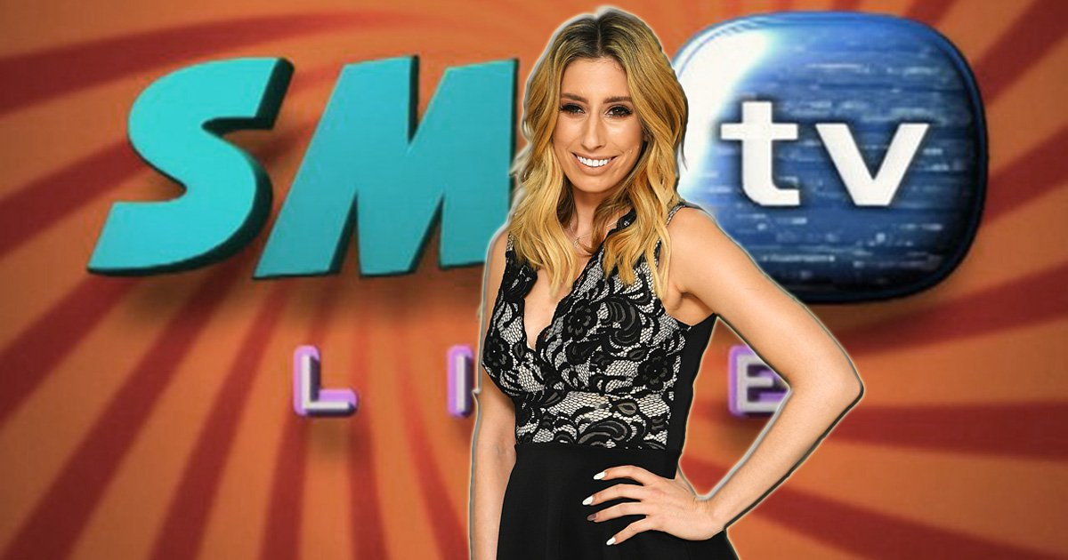 Stacey Solomon puts herself forward for SM:TV Live ahead of the reboot this summer
