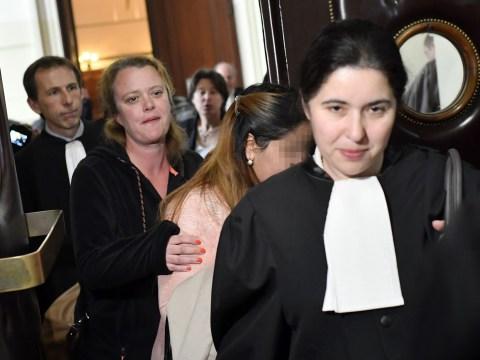 Abu Dhabi princesses found guilty of mistreating servants
