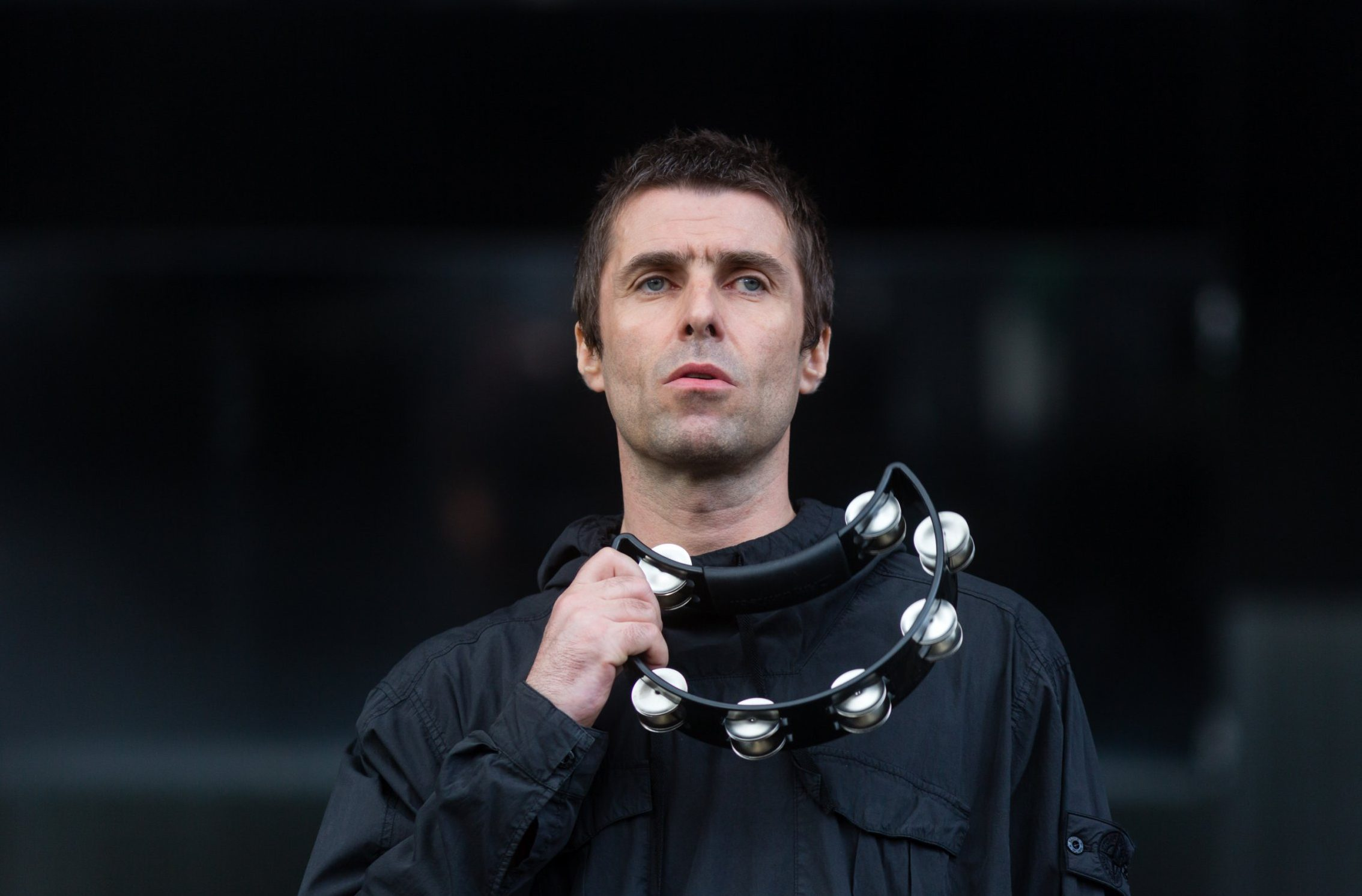 Liam Gallagher makes history as he performs Don't Look Back In Anger at Glastonbury