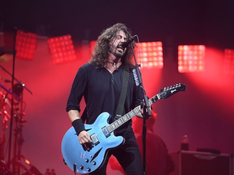 Foo Fighters announce special UK gig for O2's 10th birthday