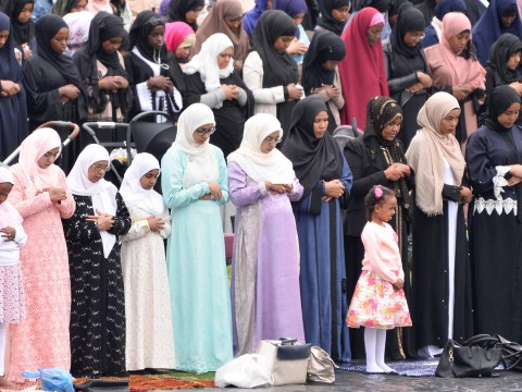 What does Eid al-Fitr mean and how is Eid ul-Adha different?