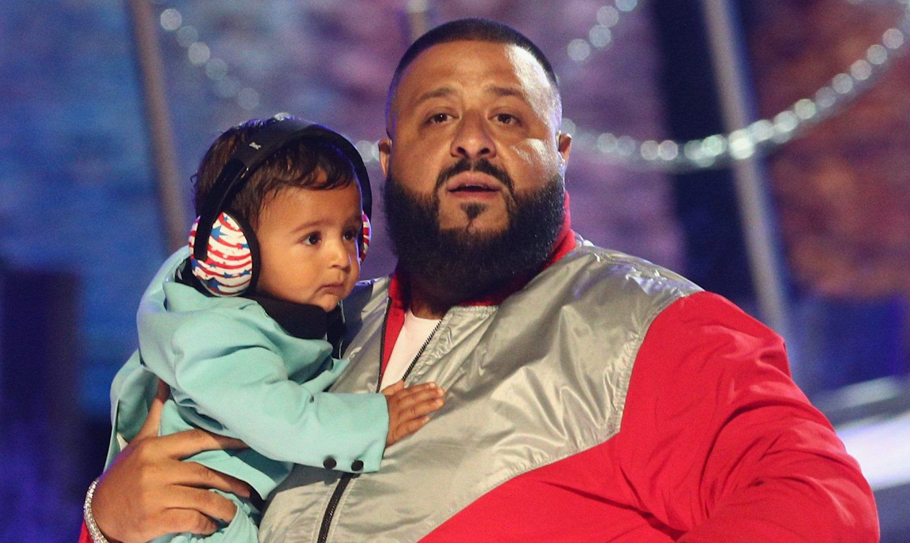DJ Khaled's got some 'great news' – but won't tell us what it is yet
