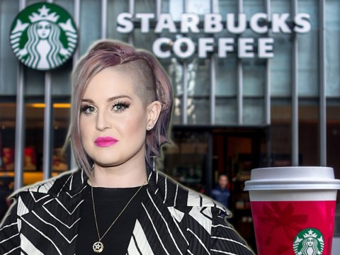 Kelly Osbourne blames Starbucks for making her 'p*ss in my pants' after refusing to let her use their toilet