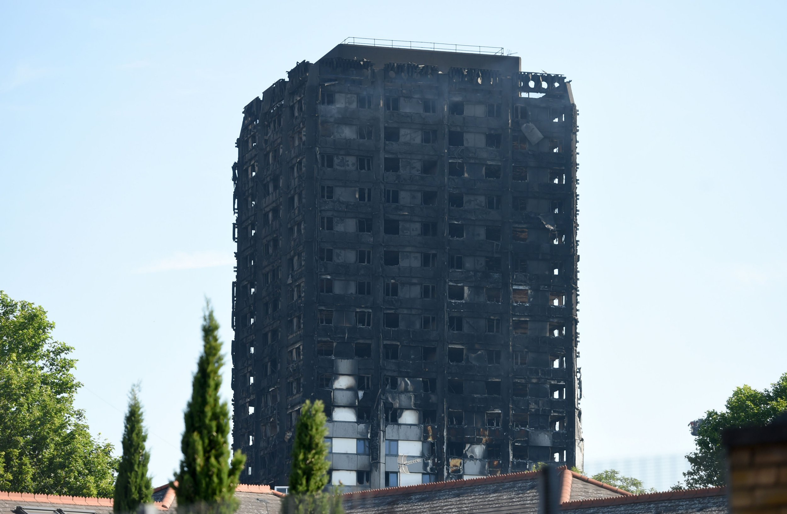 Man overseeing Grenfell disaster previously advised against fitting sprinklers