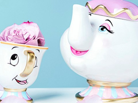 Primark's Beauty and the Beast homeware collection is bringing back that sold out Chip mug