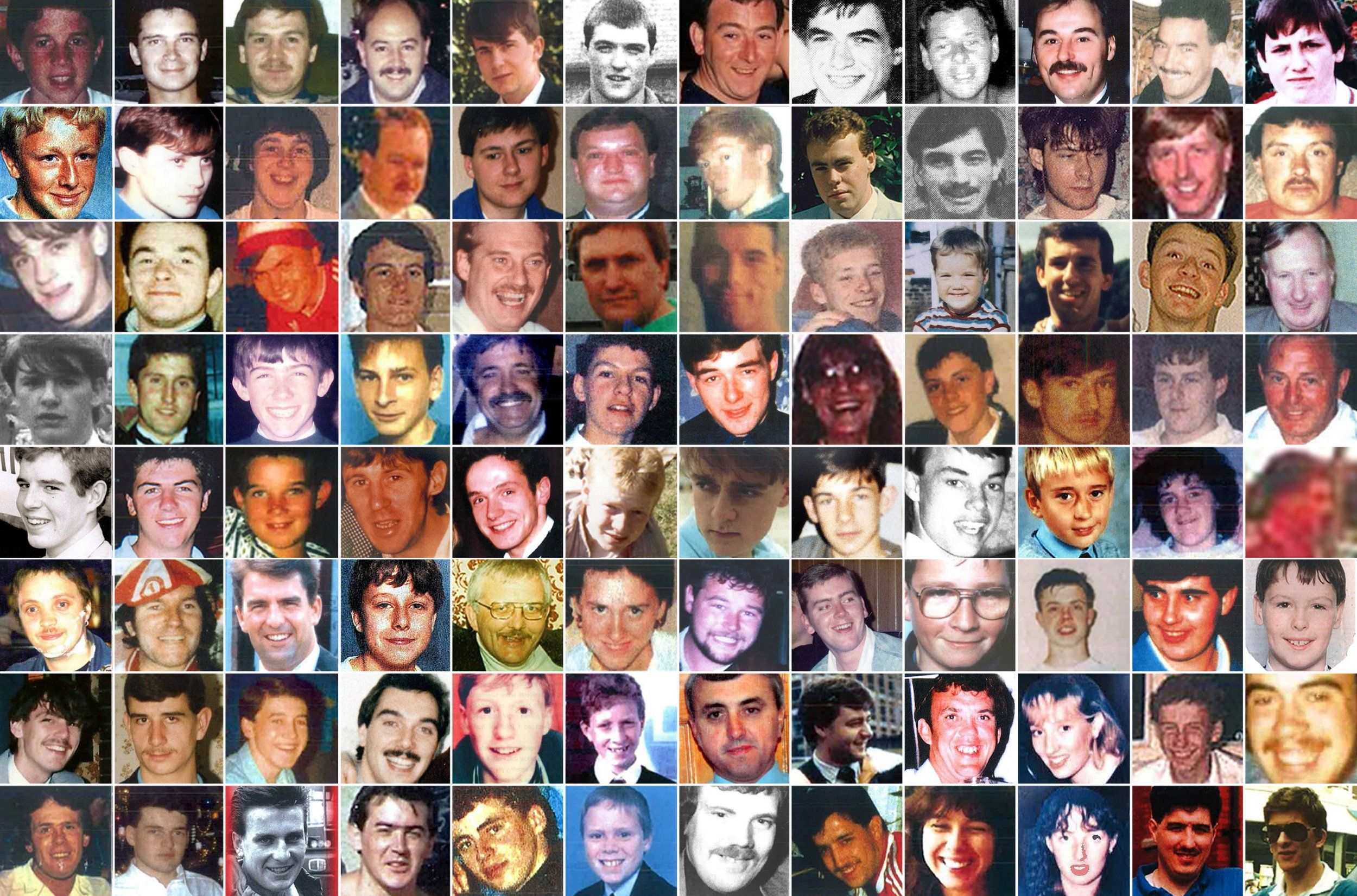 Remembering the 96 victims of the Hillsborough Disaster 30 years on