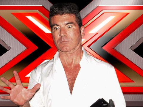 Simon Cowell slapped by an X Factor hopeful after asking her age