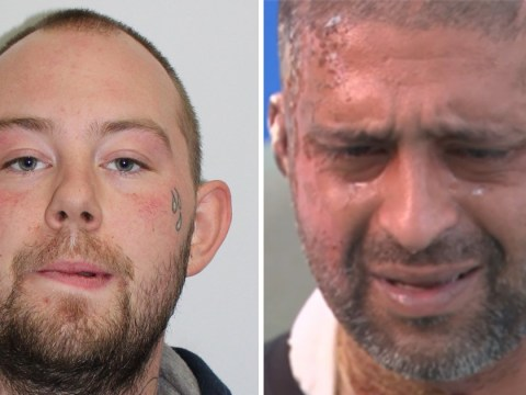 Acid attack victim says crime would get more attention if he was white