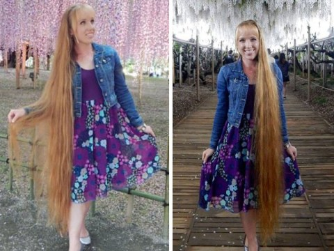 What it's like to live with hair so long it falls to your ankles