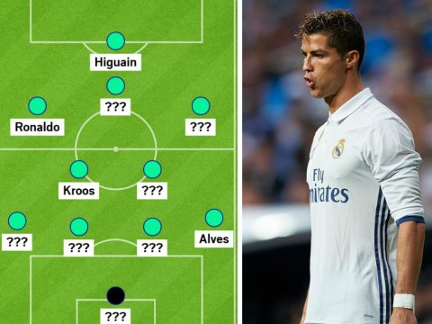 Real Madrid and Juventus combined XI ahead of Champions League final, with Cristiano Ronaldo and Gonzalo Higuain