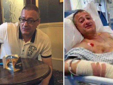 'They're not alive, I am' says Lion of London Bridge who fought off attackers