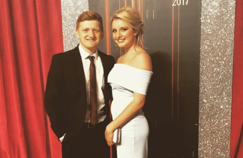 Coronation Street's Chesney actor Sam Aston gets engaged after popping the question to long-term girlfriend
