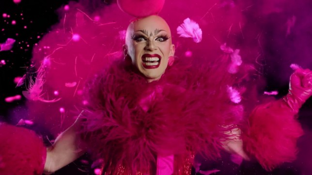 Sasha Velour Drag Race